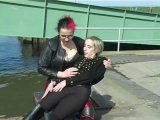 Amateurvideo Am Hafen von FarmofPleasure