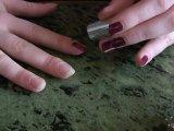 Amateurvideo Fingernaegel lackieren von dirtyblondie18