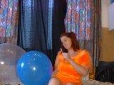 Amateurvideo Gummispass zum aufblasen 3 von TittenCindy