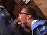 Amateurvideo Deep Throat Nötigung Im U-Bahnschacht von sexyengel
