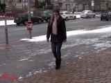 Amateurvideo Geiler Outdoor-Piss Stadtzentrum :) von sexynaty